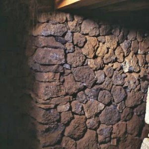 Grenjadarstadur - internal wall