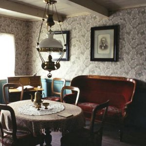 Grenjadarstadur - drawing room