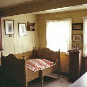 Grenjadarstadur - postman's bedroom