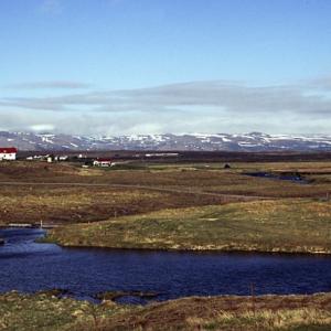 Area around Skúlagardur