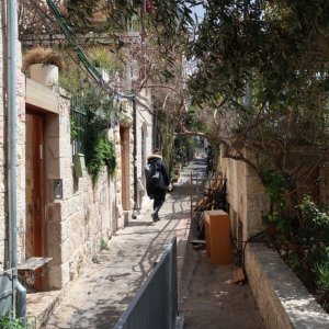 Jerusalem, Nahla'ot