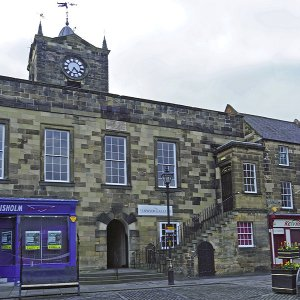 Town Hall, Alnwick