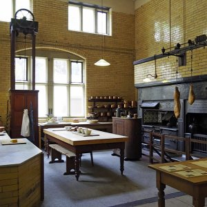 Kitchen's Cragside