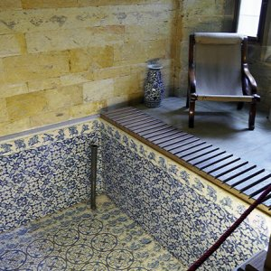 Turkish plunge bath, Cragside
