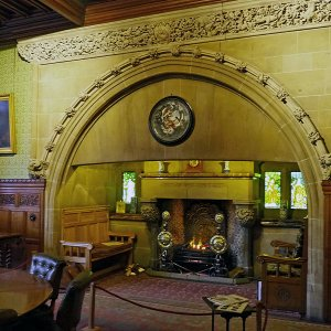 Dining Room, Cragside