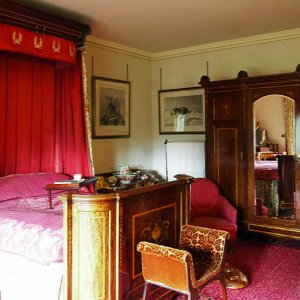 Red Bedroom, Cragside