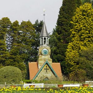 Clock Tower, Cragside