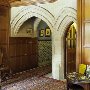 Entrance Hall, Cragside
