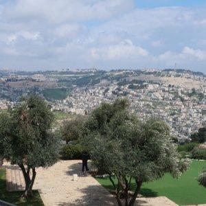 Haas Promenade, Jerusalem
