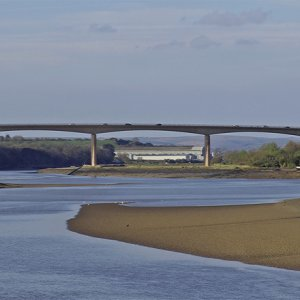 A39 bridge, Bideford