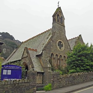 St John the Baptist, Lynmouth