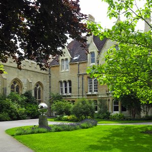 Master's Lodge, Balliol College, Oxford