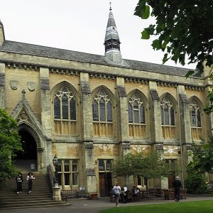 Hall, Balliol College, Oxford