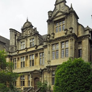 President's Building, Trinity College Oxford