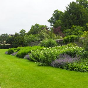 Garden, Trinity College Oxford