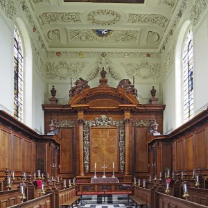Trinity College Chapel, Oxford