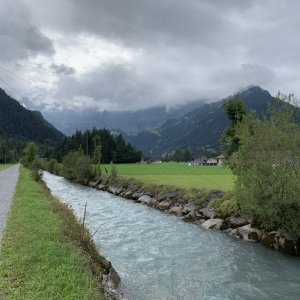 Simmen River in Lenk
