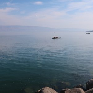 Sea of Galilee (Lake Kinneret)