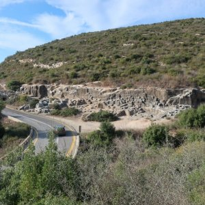 Nahal Kelach and Alon Valley Hike