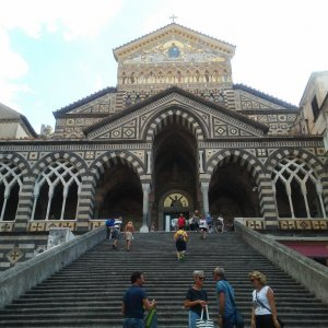The Amalfi Cathedral
