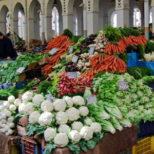 Central Market, Tunis