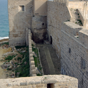 Kelibia Fortress entrance