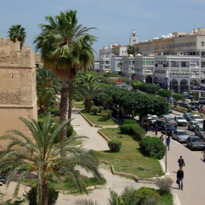 View from Sfax Kasbah