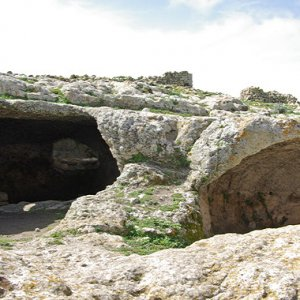 Jugurtha's Table - cave dwellings