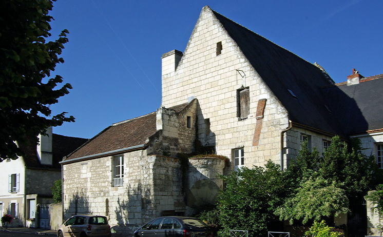 Beaulieu-lès-Loches, Abbot's house