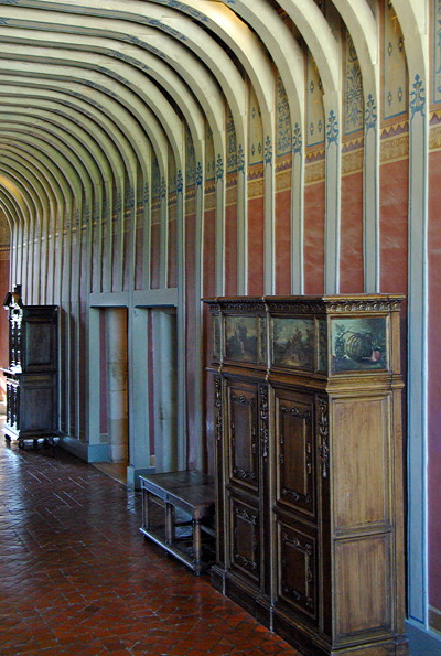Media Gallery: Château De Chenonceau - Upper Gallery.png