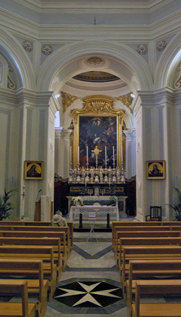 Church of St Catherine of Italy, Valletta