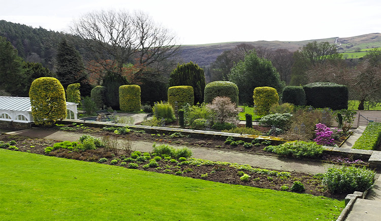 Formal Gardens, Cragside