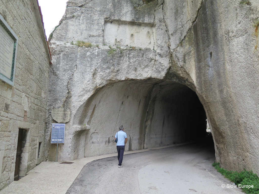 Furlo Gorge Tunnel