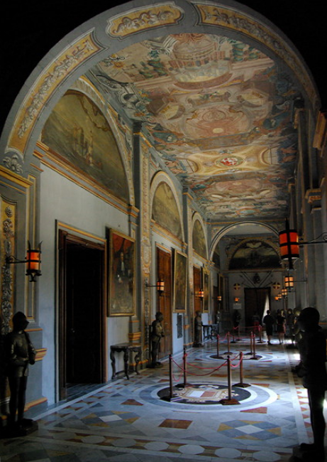 Grand Masters' Palace - Painted Gallery