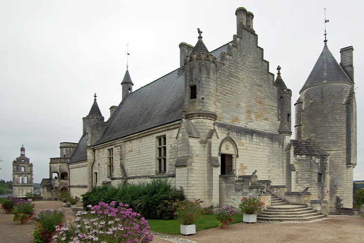Logis Royale, Loches
