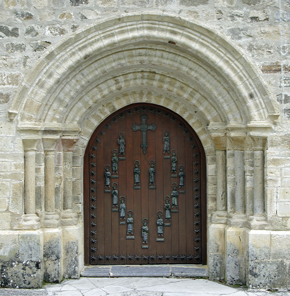 Santo Toribio de Liébana - Door of Pardon