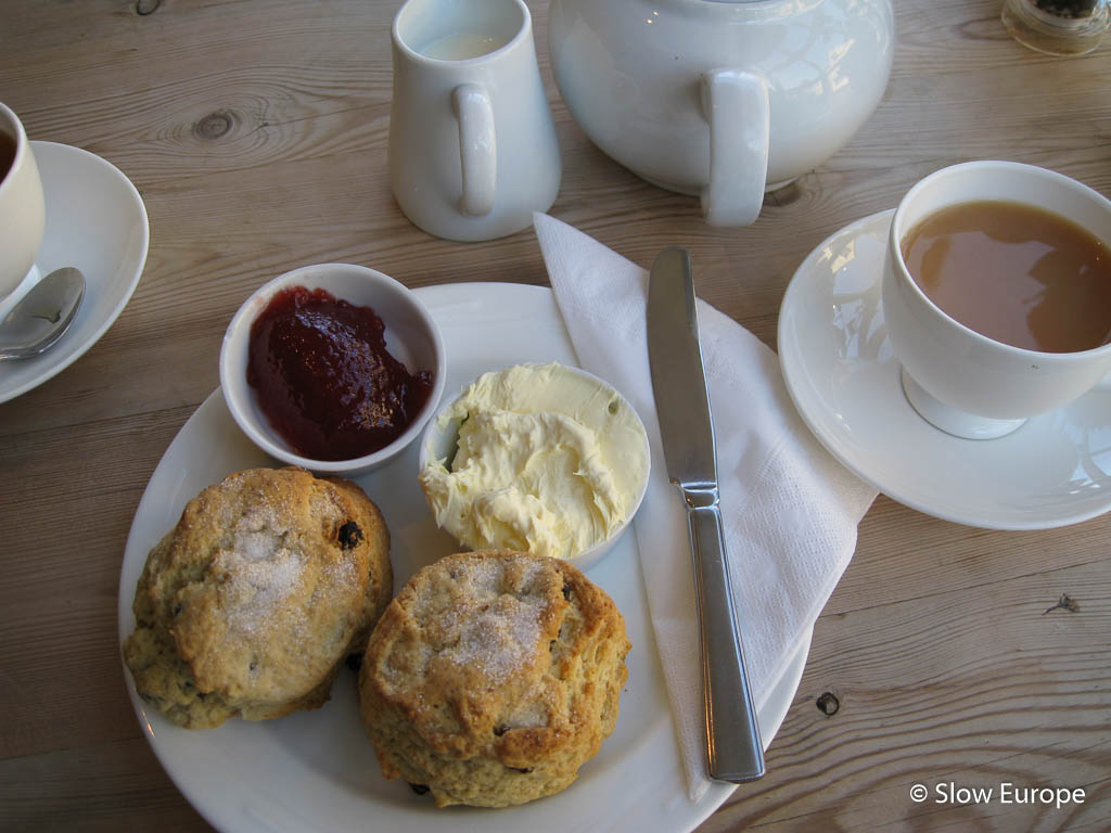The Cotswolds - Cream Tea