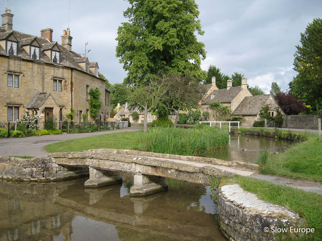 The Cotswolds - Lower Slaughter